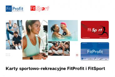 Karty sportowe FitProfit i FitSport dla Pracowników i Doktorantów UW